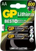 15LF AA Lithium Batteries - 2 Pack