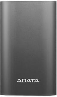 A10050QC 10050mAh with QC3.0 USB-C Power Bank - Titanium Grey