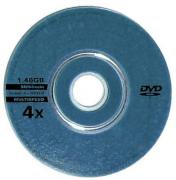 4COS Mini DVD-RW - Single Disc - Jewel Case Optical Media