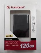 ESD220C 120GB USB3.1 Type-C OTG Portable Solid State Drive