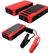 Portable Jump Start Battery Kit 18000mAh - Black/Yellow