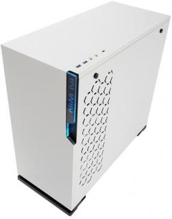 101C Mid Tower Chassis with RGB - White