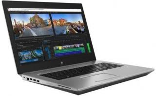ZBook 17 G5 i7-8750H 16GB DDR4 1TB HDD + 256GB SSD 17.3