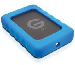 ev RAW 2TB V2 Portable External Hard Drive - Blue & Black