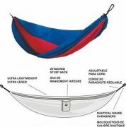 Double 230T poly Tech Hammock - blue