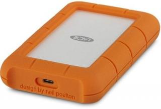 Rugged Mini 5TB USB Type-C Portable Hard Drive (STFR5000800)