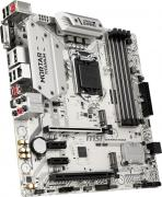 Arsenal Gaming Intel B360 Socket LGA1151 MicroATX Motherboard (B360M-Mortar-Titanium)