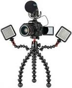 GorillaPod Flexible Tripod Rig for DSLR Camera And Accessories