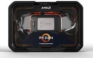 Ryzen Threadripper 2920x 3.5GHz Processor (YD292XA8AFWOF)