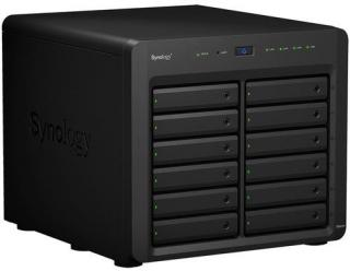 DiskStation DS2419+ 12-Bay Network Attached Storage (NAS)