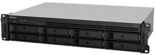Plus Series SYN-RS1219+ 8-Bay Network Attached Storage (NAS)