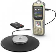 DVT8010 Digital Voice Tracer Recorder - Bundled with additional Microphone