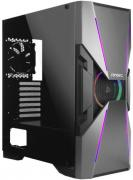 Dark League DA601 Windowed Mid Tower Chassis - Black