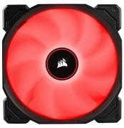Air Series 140mm Chassis Fan - Red LED