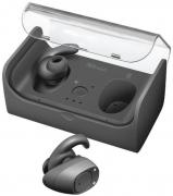 Duet Bluetooth Wire-free Earphones - Black
