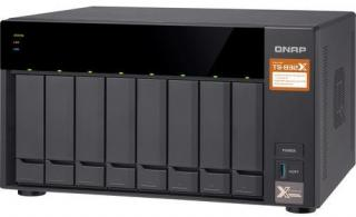 TS-832X-8G 8-Bay Network Attached Storage (NAS)