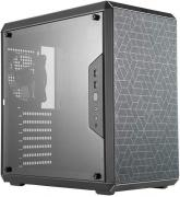 MasterBox Q500L Windowed Mid Tower Gaming Chassis - Black