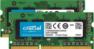 Mac Series 2 x 8GB 1600MHz DDR3L Apple Memory Kit (CT2K8G3S160BM)