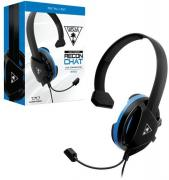 Recon Chat PS4 Gaming Headset - White & Blue