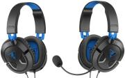 Recon 50P PS4 Gaming Headset - Black & Blue