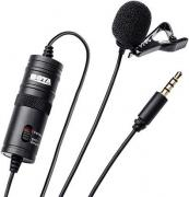 BY-M1 Omini-directional Condenser Lavalier Microphone
