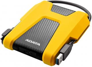 HD680 1TB Portable External Hard Drive - Yellow