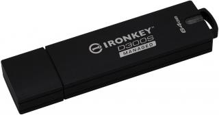 IronKey D300SM 64GB USB 3.1 Flash Drive