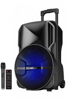 TM151 80W RMS Wireless Trolley Speaker
