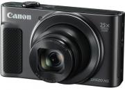 PowerShot SX620 HS 20.2MP Compact Digital Camera - Black