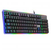DYAUS RGB MEMBRANE Gaming Keyboard – Black