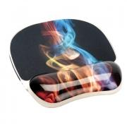 Crystals Photo Gel Mouse Pad Wrist Support