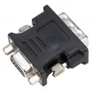 ACX120EUX DVI-I Male to VGA Female Adapter - Black