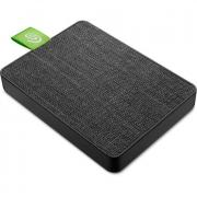 Ultra Touch SSD 500GB Ultra Portable Solid State Drive - Black (STJW500401)
